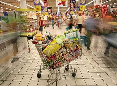 carrito, carro de supermercado