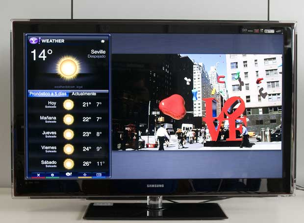 Televisor Samsung serie 7000 Led