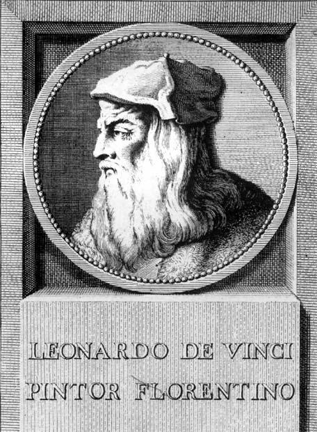 Grabado de Leonardo