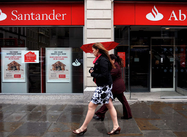 abbey acquisition by banco santander essay