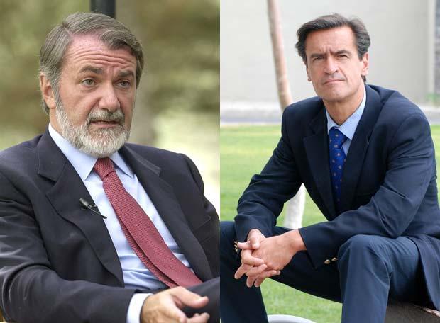 Mayor Oreja y López Aguilar