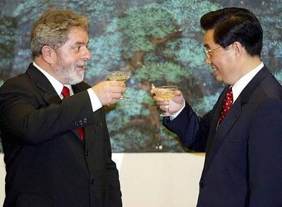 """Para Brasil y China es necesario un """"nuevo orden global"""""""