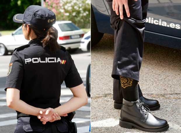 nuevo policía