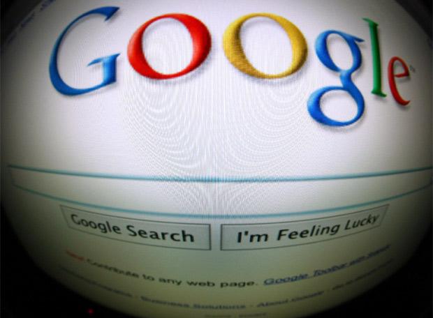Logotipo del buscador Google