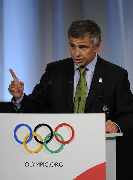 1999 olympics scandal juan antonio samaranch
