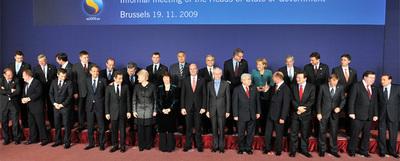 Consejo europeo en Bruselas