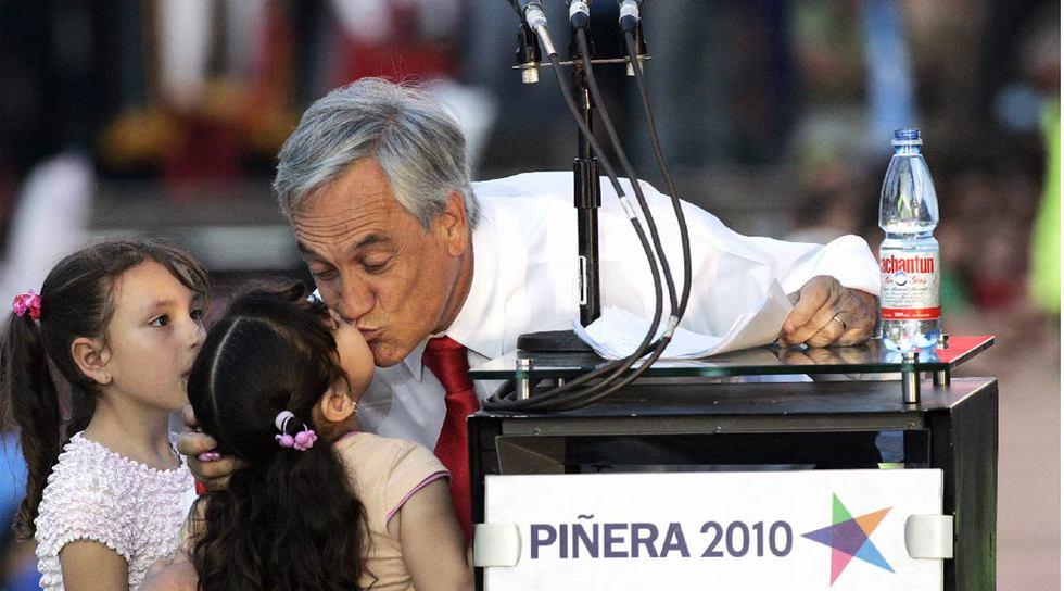 Cierre de campaña de Sebastián Piñera