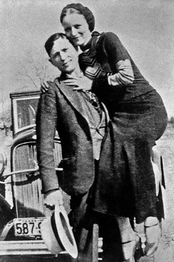 Clyde y Bonnie