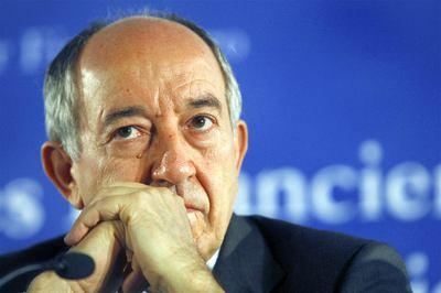 Miguel Ángel Fernández Ordóñez, gobernador del Banco de España.- ULY MARTÍN