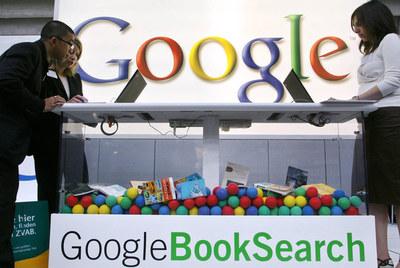 Google abrirá su librería digital este año en EE UU