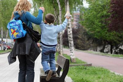 Una madre con su hijo - ELPAÍS.com