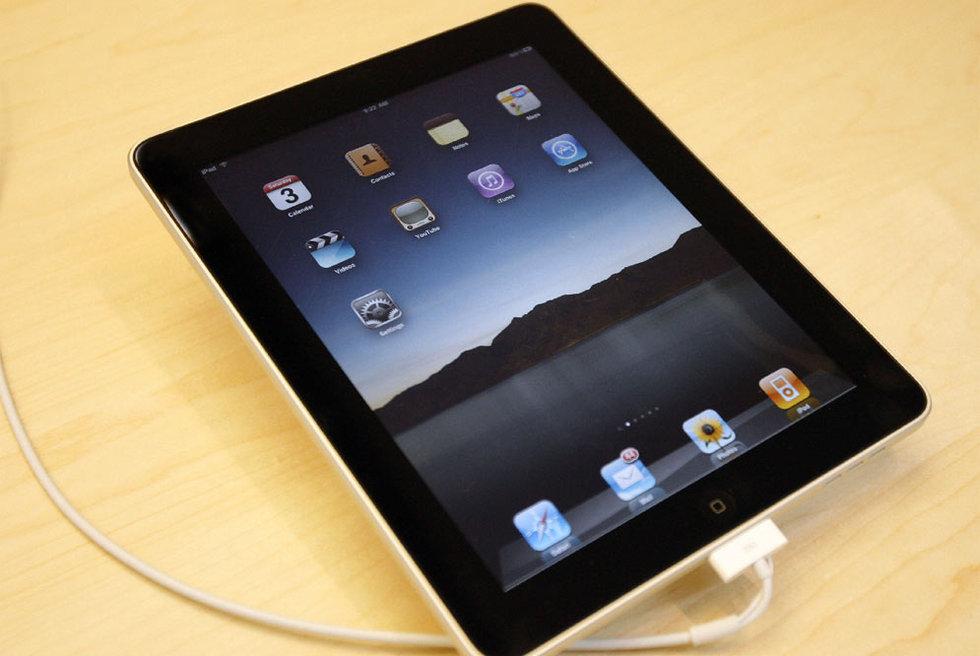Apple quiere adelgazar la iPad