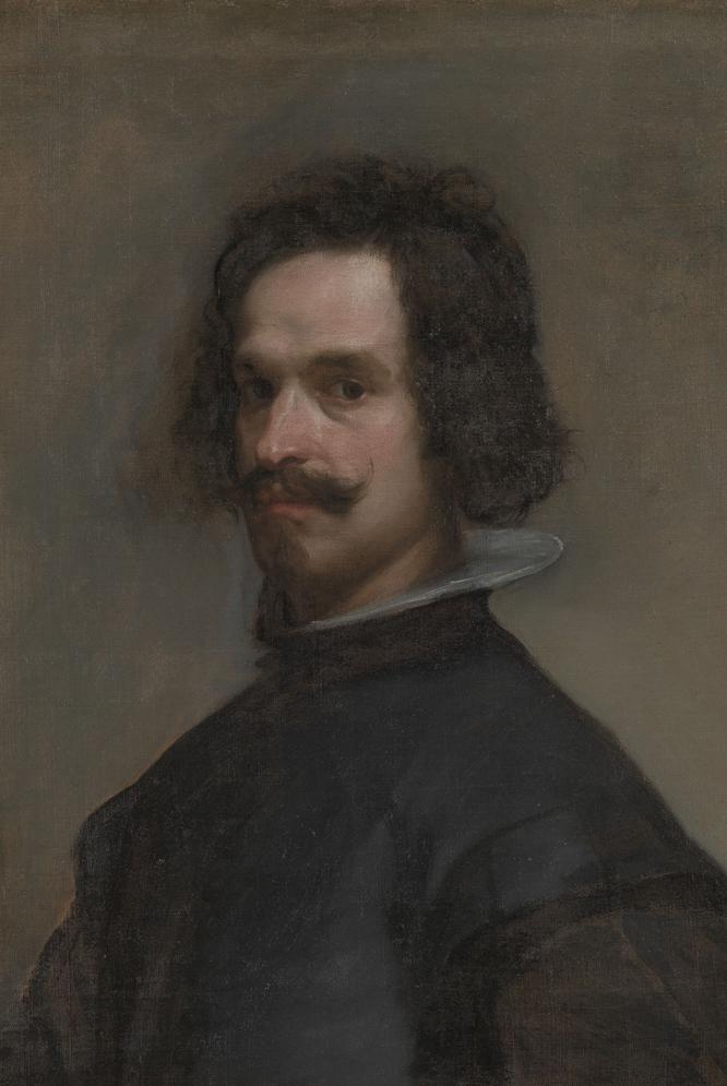 Retrato de un hombre, de Velázquez.- METROPOLITAN MUSEUM DE NUEVA YORK