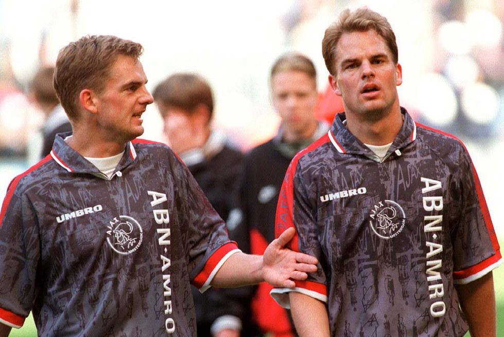Frank y Ronald de Boer, Ajax