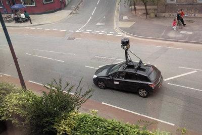 Google y los fiscales de EE UU negocian un pacto sobre Street View