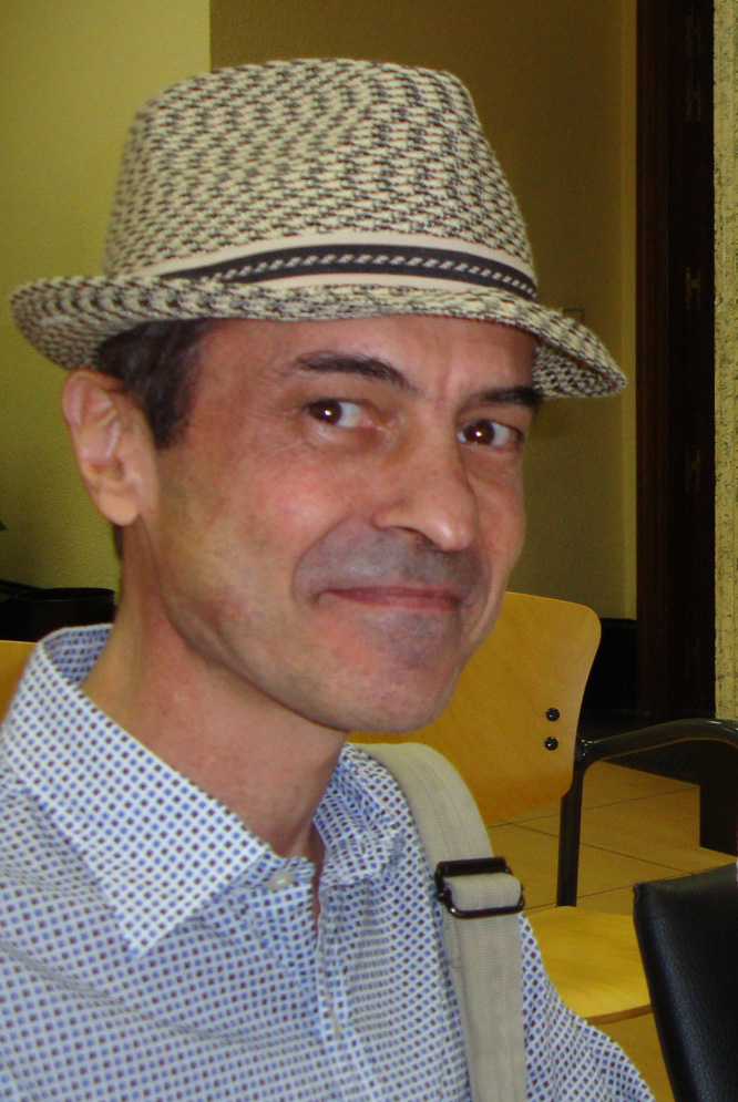 José Luis Brea.