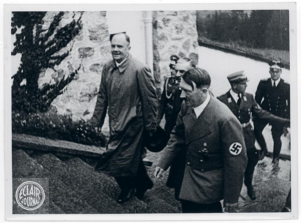 Hitler tenía párkinson y consumía cocaína