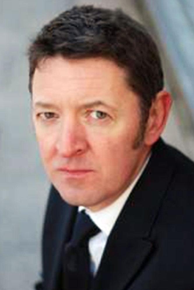 John Cassidy, periodista de The New Yorker y autor de libros de economía.-