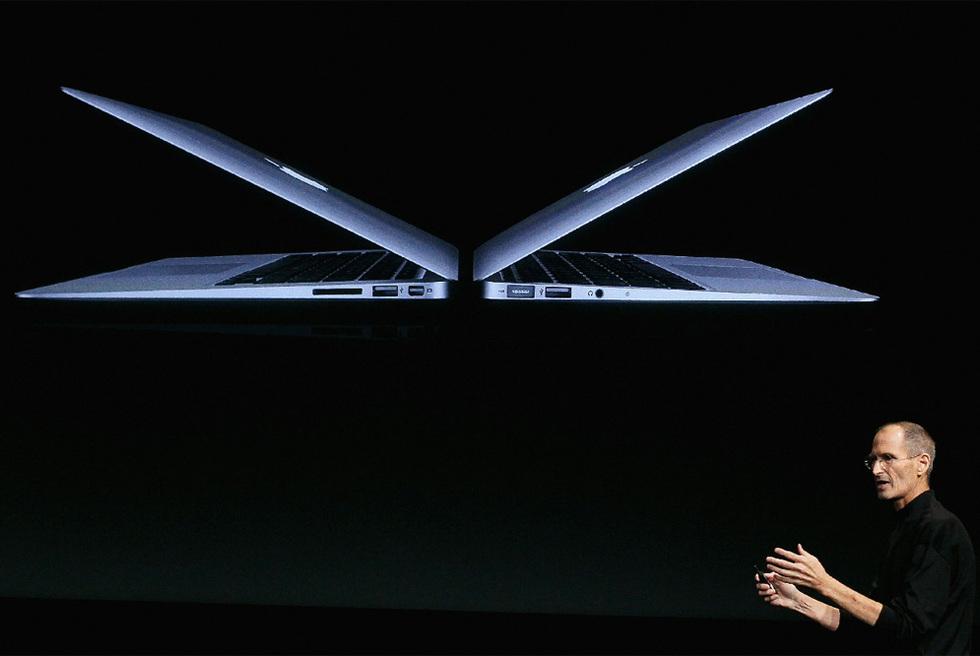 Algunos MacBook Air tienen problemas con la pantalla
