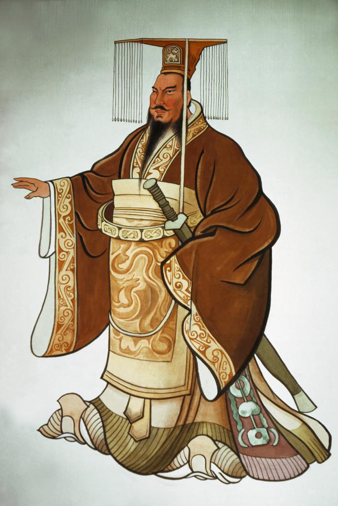 Pintura de la dinastía Jin
