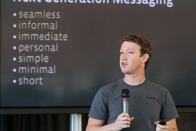 Facebook-Google, duelo en la cima
