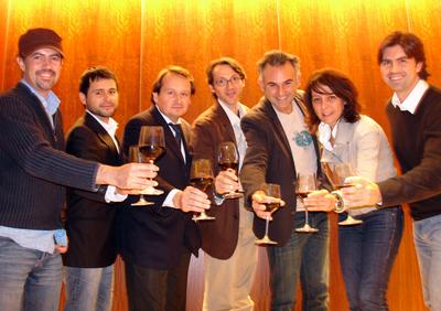 Equipo Españoles California Spain Chamber