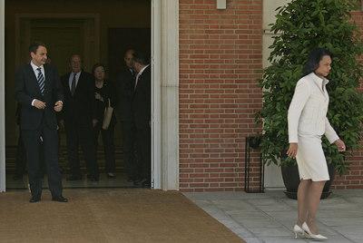 Vision politica zapatero usa la politica exterior for La politica exterior de espana