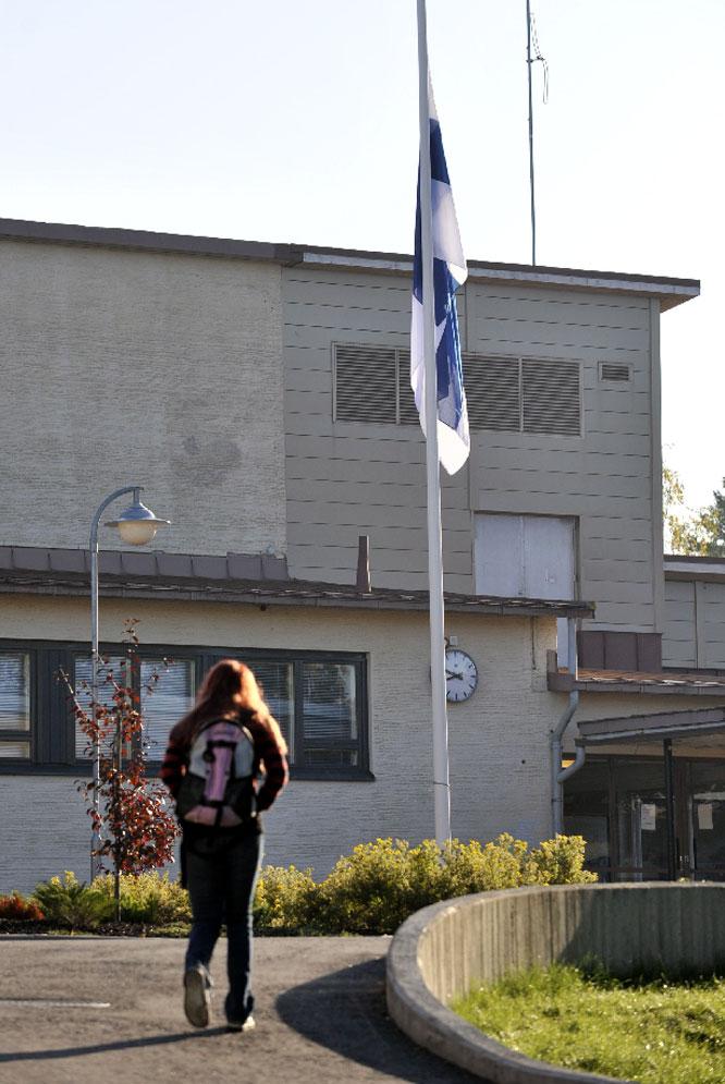 Una escuela finlandesa