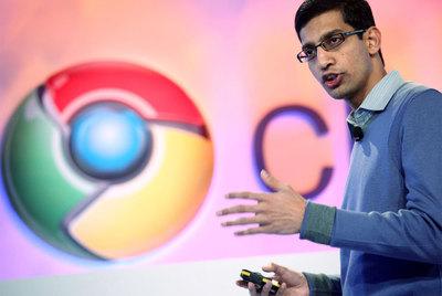 Chrome llegará el año próximo