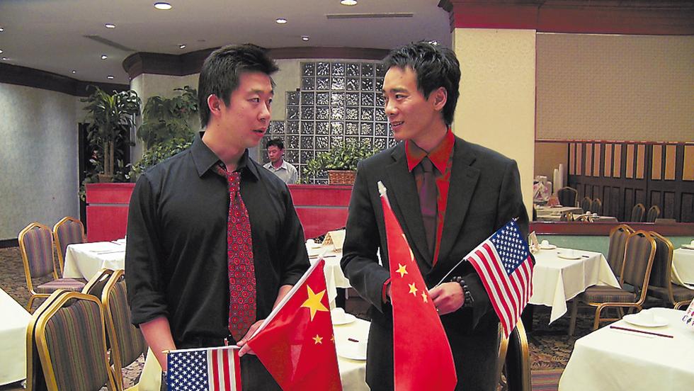 El realizador chino Tom Xia