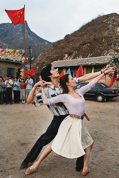 Li Cunxin, bailarín chino