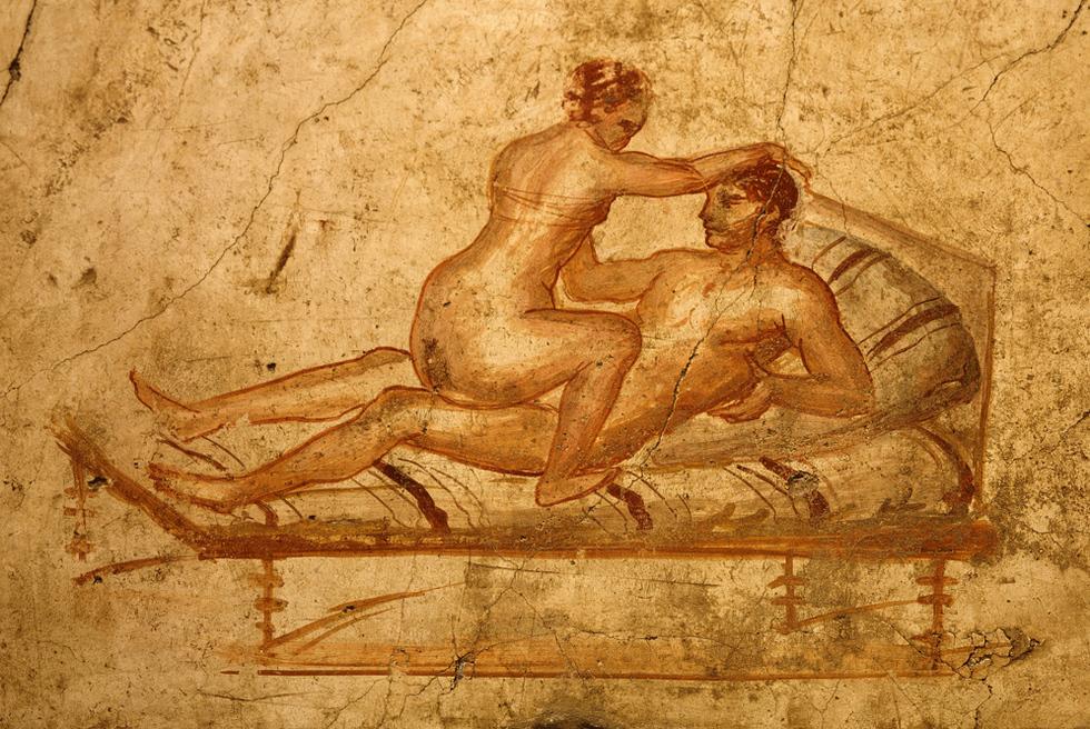 Обсудить публикацию Секс в Древнем Риме (15 фото+текст).
