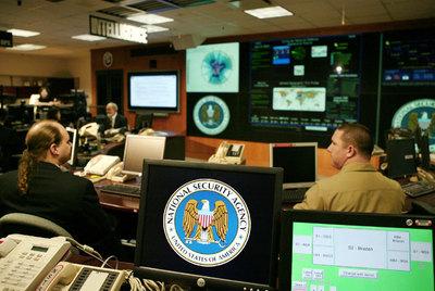 Agencia Nacional de Seguridad, en Fort Meade