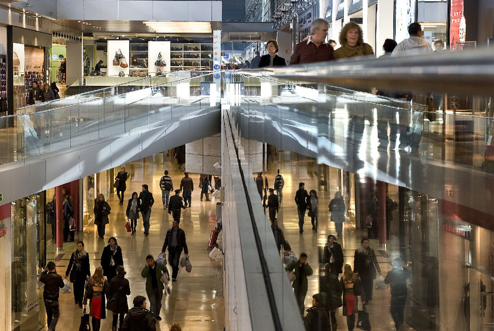 Centro comercial l 39 illa diagonal edici n impresa el pa s - Centro comercial lilla ...