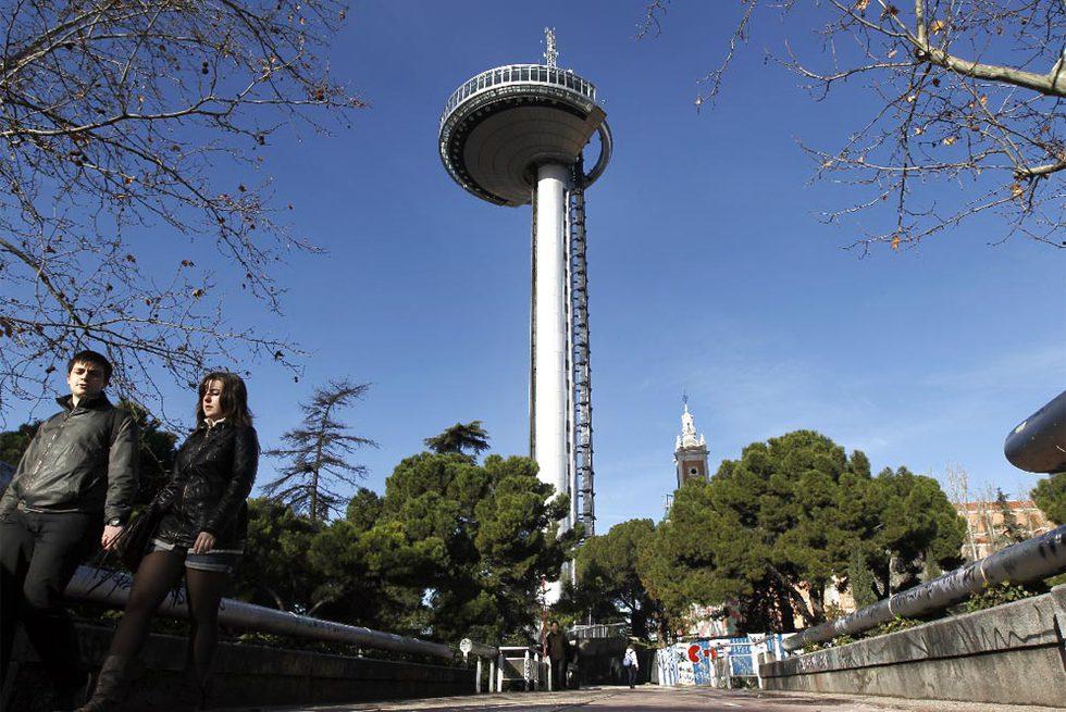 El Faro de Moncloa de Madrid