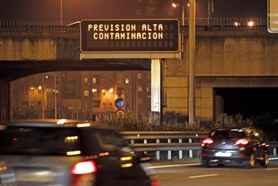 La 'boina negra' de Madrid'