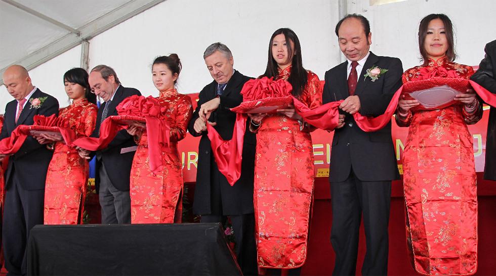 Fuenlabrada se convierte en epicentro del nuevo comercio chino