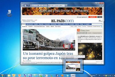 Internet Explorer 9 presenta sus socios en España