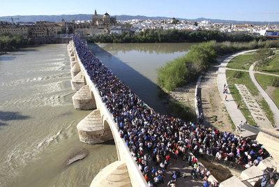 Una marea azul por Córdoba 2016