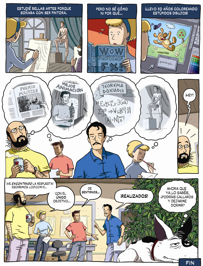 Comic especial Babelia3