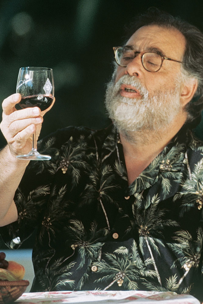 Francis Ford Coppola busca respeto vinos Francis Ford Coppola busca el respeto a sus vinos