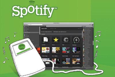 Spotify se sincronizará con el iPod