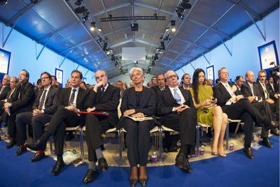 El eG-8 debate el papel regulador de los Gobiernos en Internet