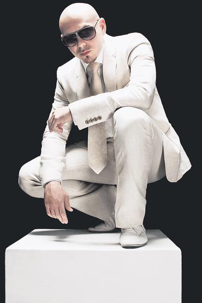 Pitbull, la estrella del 'reggaeton' que aprendió en la calle