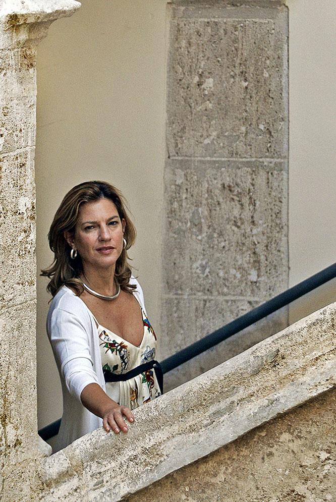 Paula Sánchez de León, vicepresidenta del Consell
