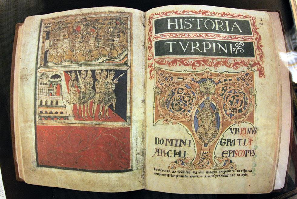Una edición facsímil del 'Códice Calixtino'