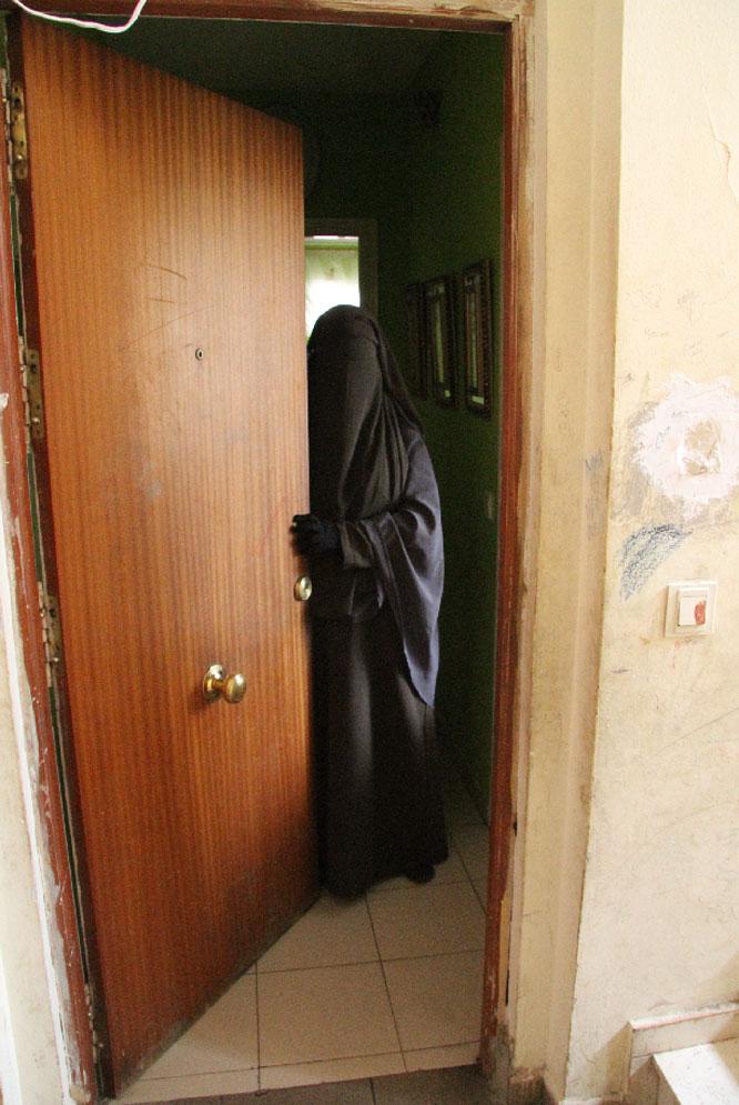 Chadia, de 15 años