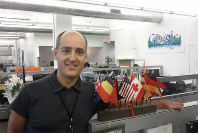 Un español enseña idiomas a Google