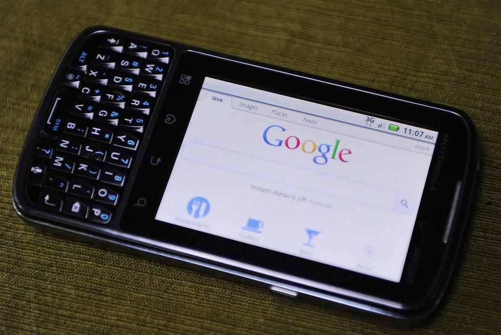 Google pisa los talones a Apple con la compra de Motorola