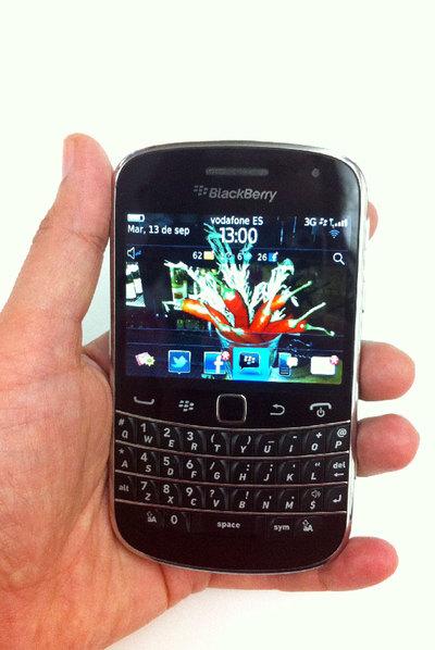 Los problemas de Blackberry llegan a la India,Bra,Chil y Arg